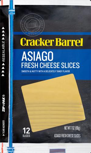 Asiago Slices