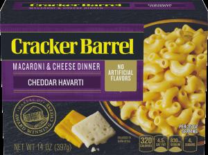 Cheddar Havarti Macaroni & Cheese