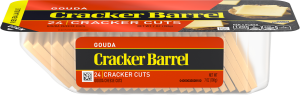 Gouda Cracker Cuts