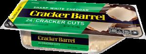 Sharp White Cheddar Cracker Cuts