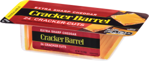 Extra Sharp Yellow Cheddar Cracker Cuts