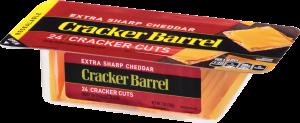 Extra Sharp Yellow Cheddar Cracker Cuts