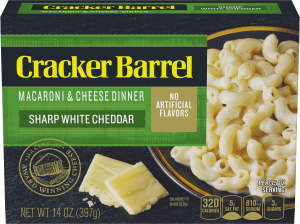 Sharp White Cheddar Macaroni & Cheese