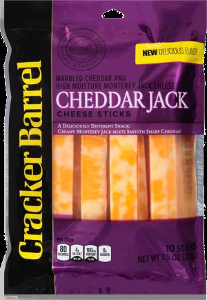 Cheddar Jack Cheese Sticks