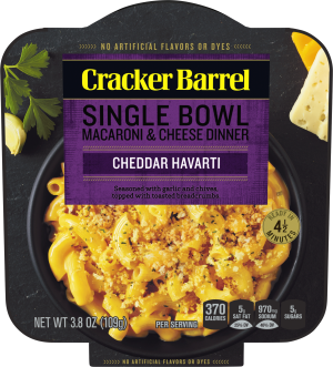 Cheddar Havarti Single Bowl