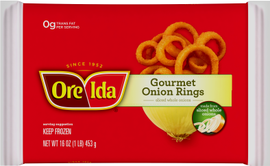 Gourmet Onion Rings