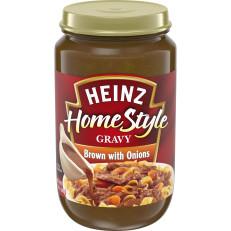 Heniz(r) Home Style Brown with Onions Gravy 12 oz. Box image