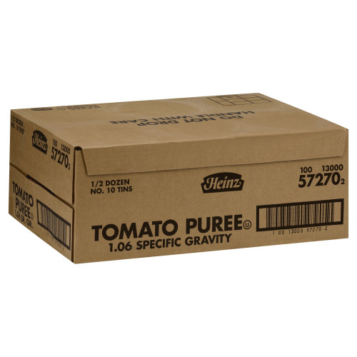 HEINZ Tomato Puree, 106 oz. Can (Pack of 6)