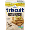 TRISCUIT  CRACKED PEPPER AND OLIVE OIL 200 GRM
