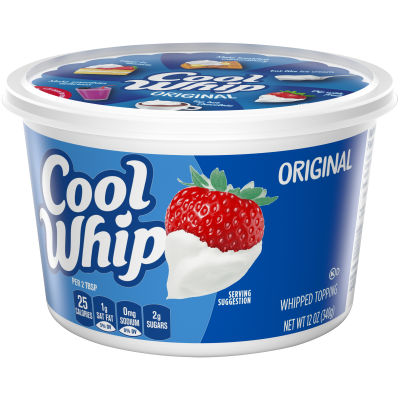 Cool Whip Original Whipped Topping 12 oz Tub