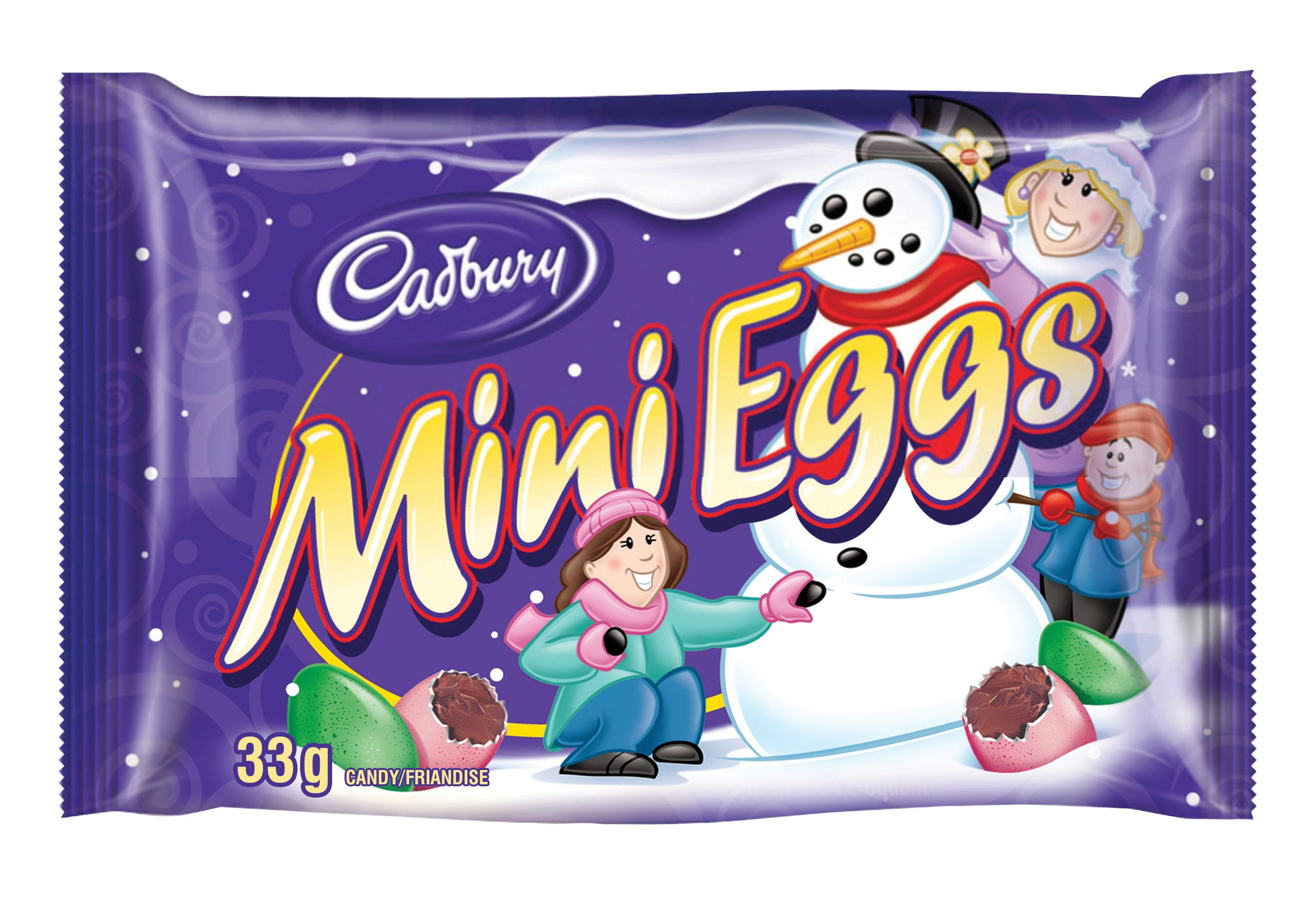 Mini Eggs Mini Eggs Chocolate Eggs Mini 33 G