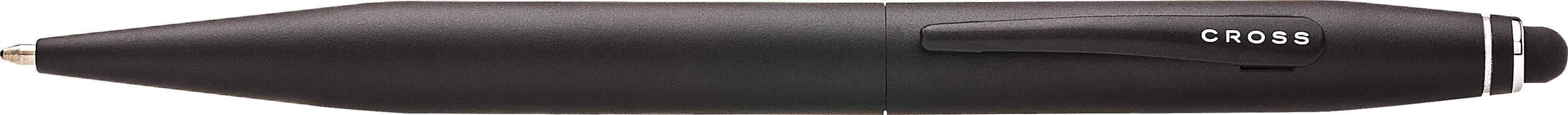 Tech 2 Satin Black Ballpoint Pen