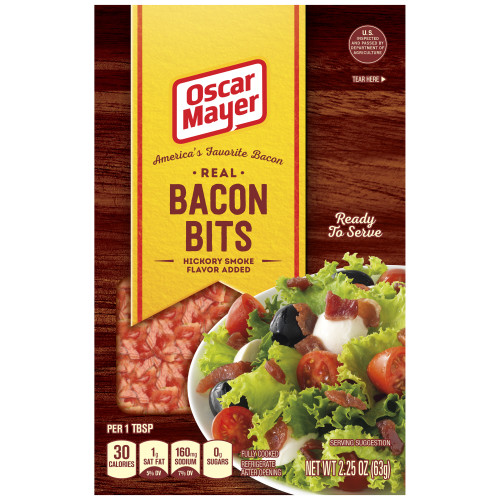 Oscar Mayer Bacon Bits Pouch, 2.25 oz