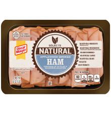OSCAR MAYER Selects Applewood Smoked Ham 16oz Tray
