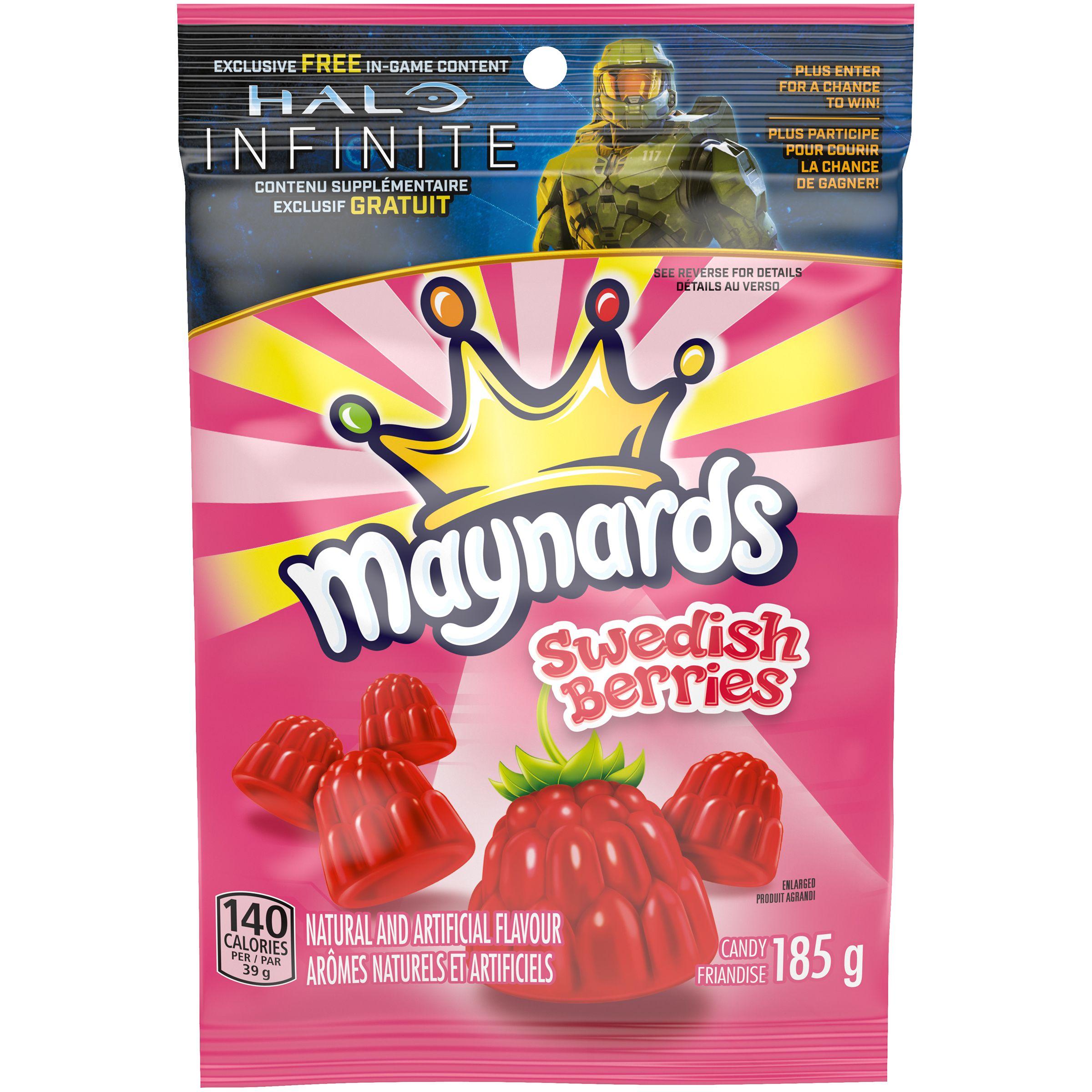 MAYNARDS Swedish Berries BERRY