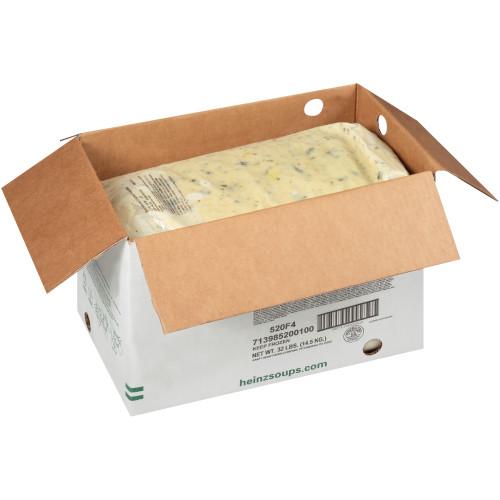HEINZ TRUESOUPS Artichoke Chicken Florentine Soup, 8 lb. Bag (Pack of 4)
