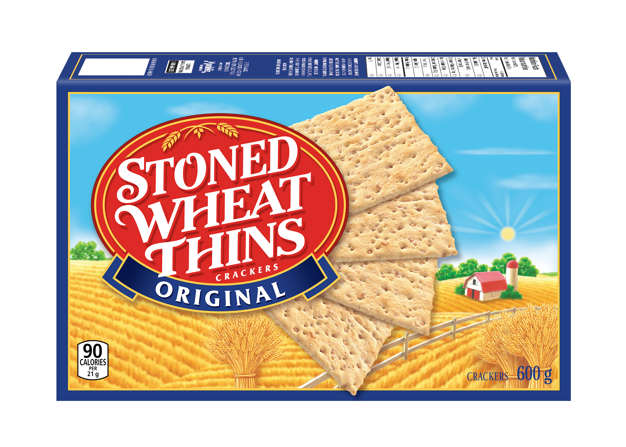 Wheat Thins Crackers 600 G