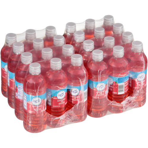 Crystal Light Bottle - Raspberry Ice, 16 oz.