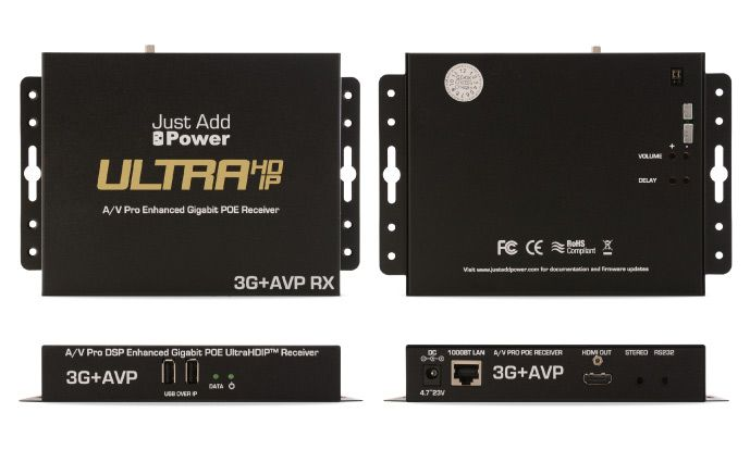 3G+ AVPro VBS-HDMI Receiver Wave Electronics