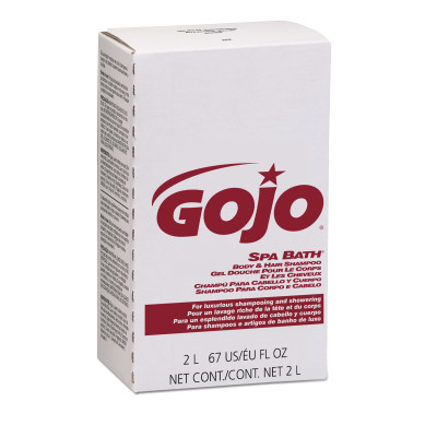 GOJO® SPA BATH® Body & Hair Shampoo