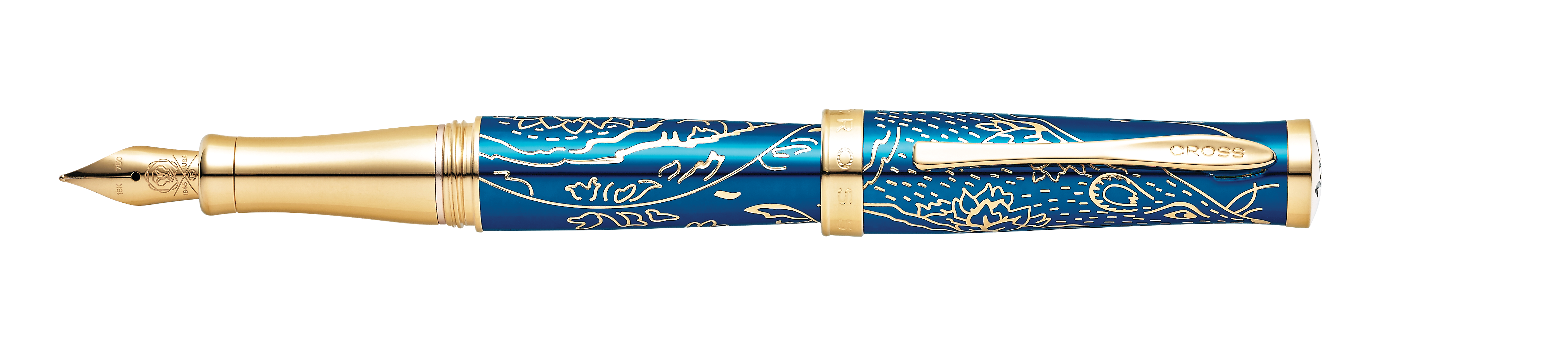 Sauvage 2020 Year of the Rat Special-Edition Fountain Pen