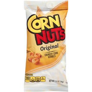 CORNNUTS Original Crunchy Corn Kernels, 1.4 oz. Single Serve (Pack of 144) image