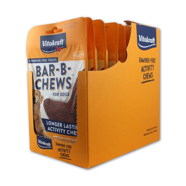 Alt-Image showing Bar-B-Chews™ Fillets, 2 Pack