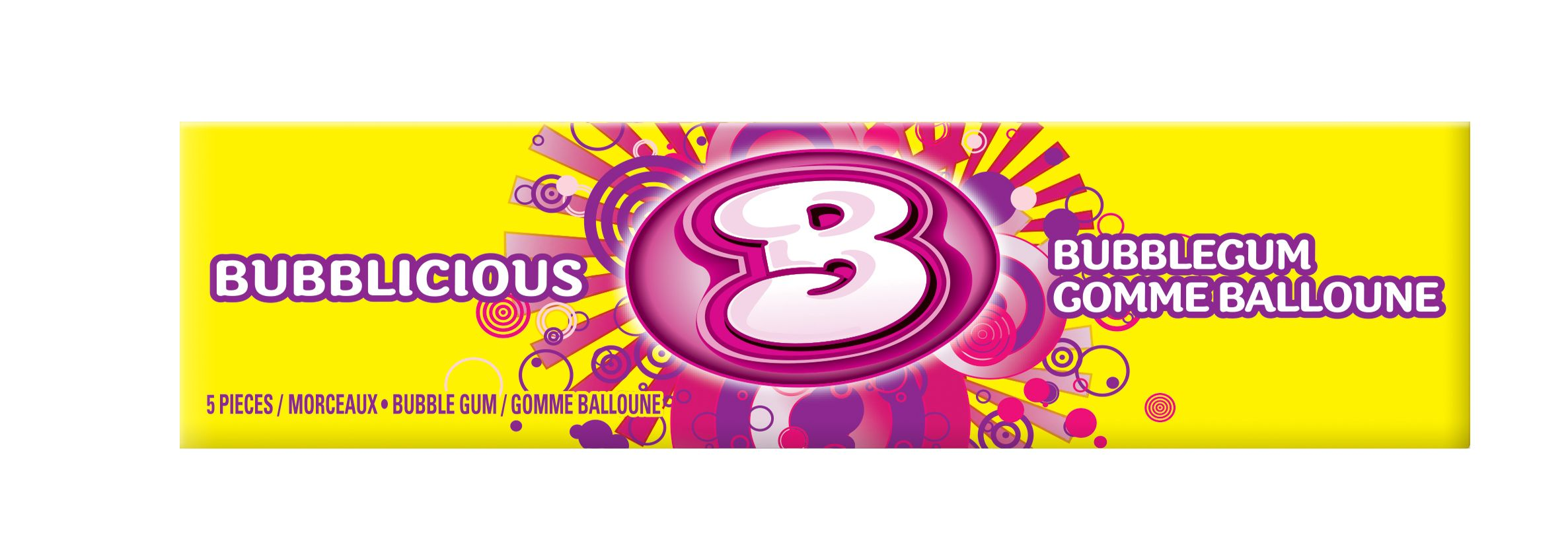 BUBBLICIOUS  ORIGINAL 5 1N