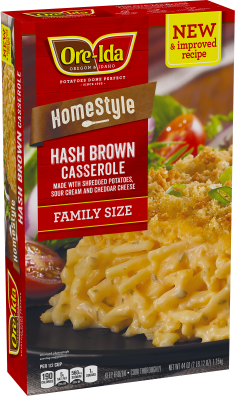 Homestyle Hash Brown Casserole