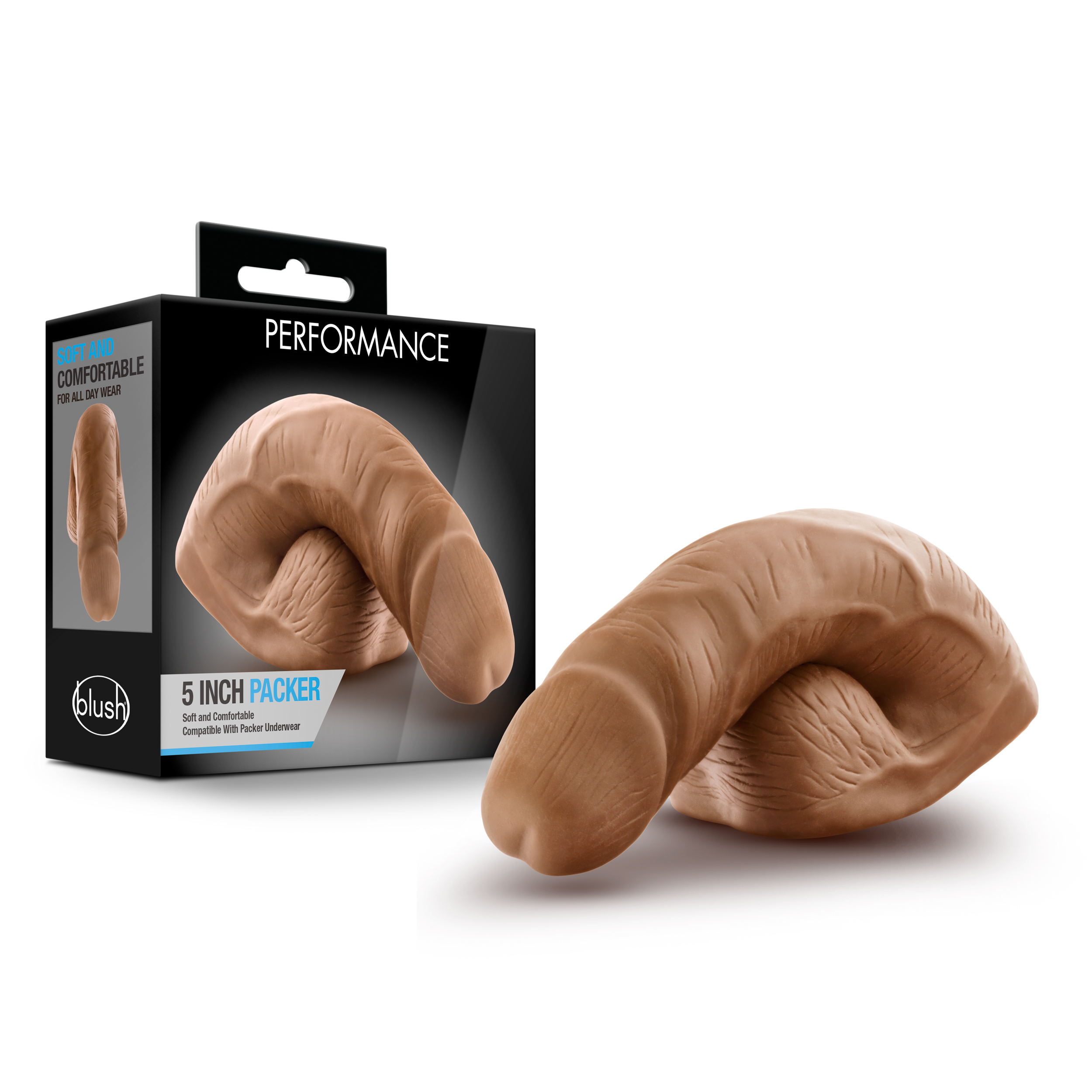 Performance - 5 Inch Packer - Mocha