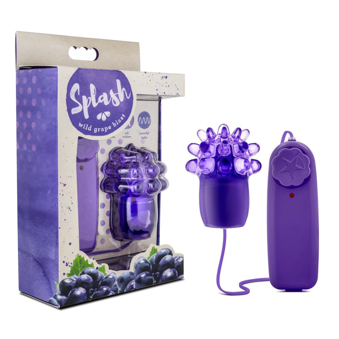 Splash - Wild Grape Blast - Grape