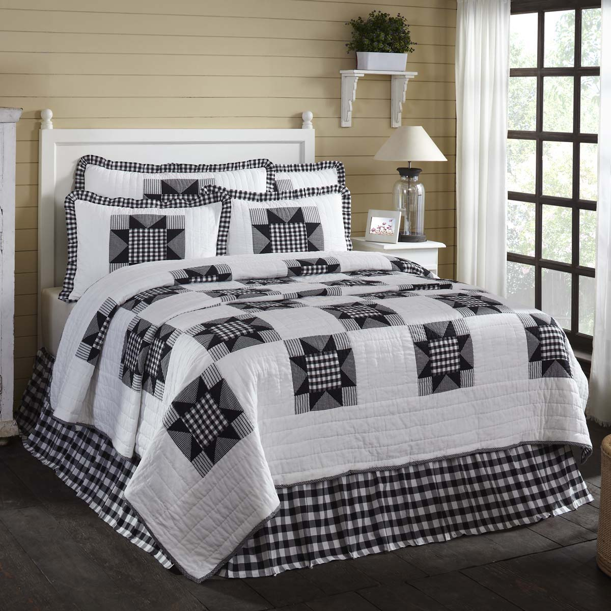 Emmie Twin Quilt 68Wx86L