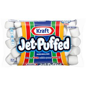 Jet-Puffed Regular Marshmallows, 10 oz. image