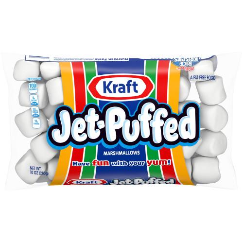 Jet-Puffed Regular Marshmallows, 10 oz.