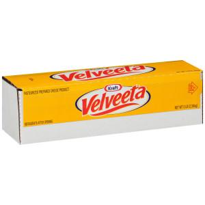 VELVEETA American Cheese Loaf, 5 Lb. (Pack of 6) image