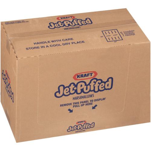 JET-PUFFED Mini Marshmallows, 10 oz. Bag (Pack of 24)