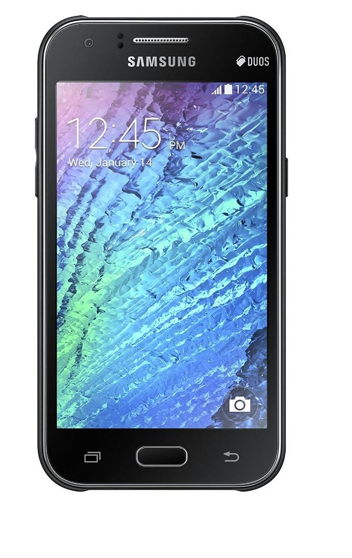 samsung galaxy j1 duos 2016 unlocked gsm 4g lte android smartphone new ebay. Black Bedroom Furniture Sets. Home Design Ideas