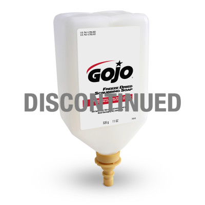 GOJO® Freeze Dried Scrubbing Soap - DISCONTINUED