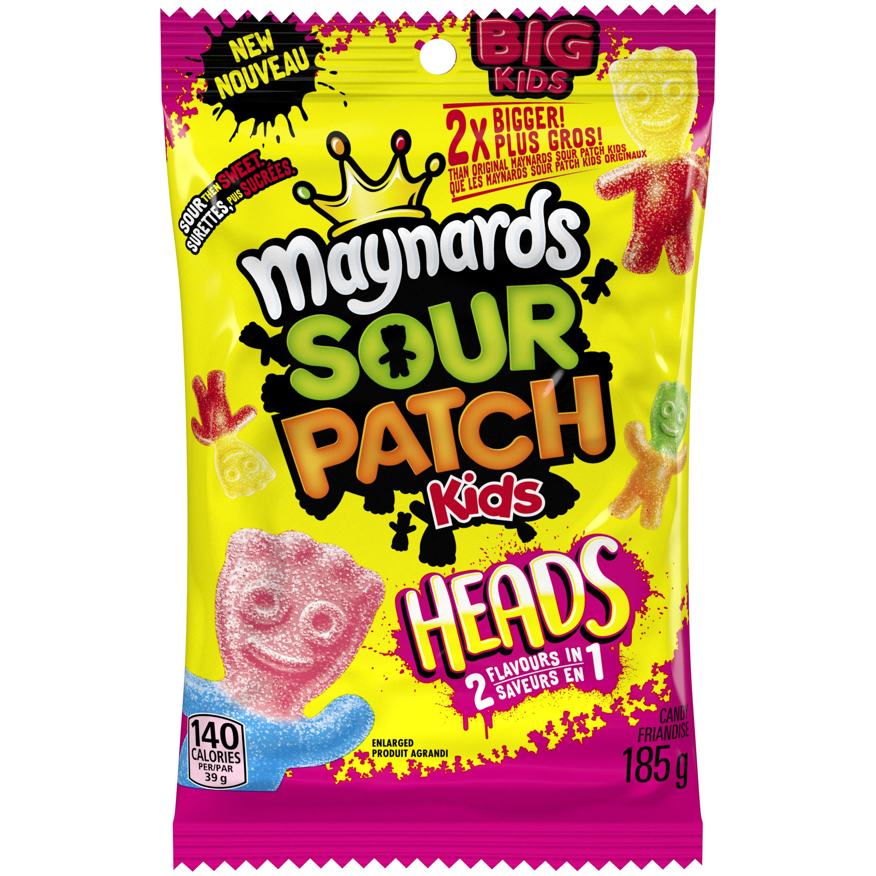Maynards Sour Patch Kids Friandise Molle 185 G