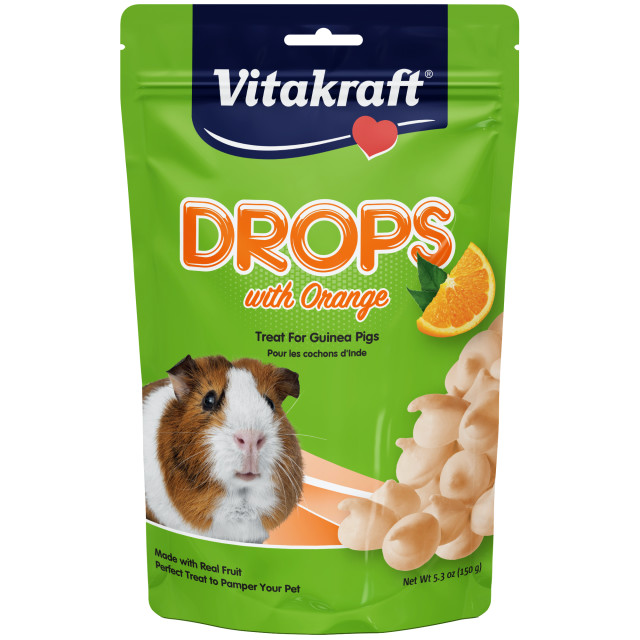 Product-Image showing Drops with Orange
