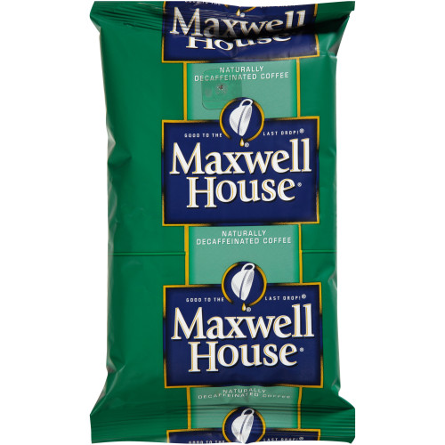 MAXWELL HOUSE House Blend Roast & Ground Coffee, 8.75 oz. Bag (Pack of 19)