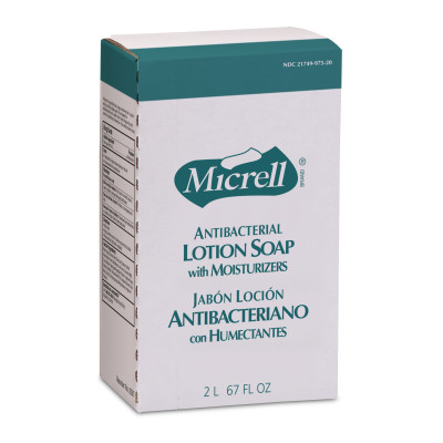 MICRELL® Antibacterial Lotion Soap with Chloroxylenol