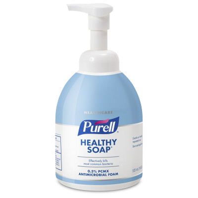 PURELL® Foaming Antimicrobial Handwash with PCMX