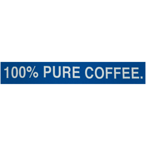 MAXWELL HOUSE Ground Coffee Filter Packs, 0.7 oz. Packets (Pack of 100)