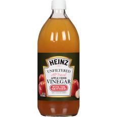 Heinz Apple Cider Vinegar Unfiltered, 32 fl oz Bottle image