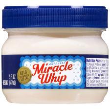 Miracle Whip Original Dressing 5 fl oz Jar