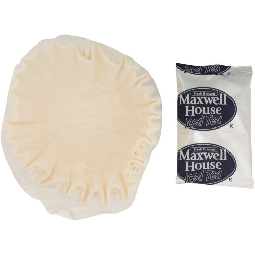 MAXWELL HOUSE Clarity Blend Loose Tea Filter Bags, 3 oz. (Coffee) Pack of 24