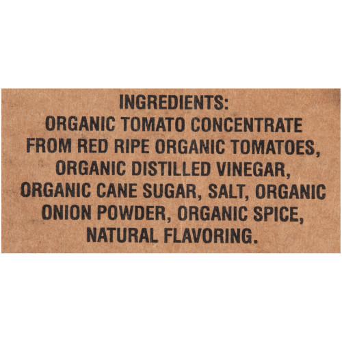 HEINZ Organic Ketchup, 3 gal. Vol-Pak