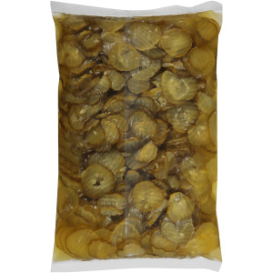 HEINZ Crinkle Chip Dill Pickles, 5.75 Lb. Pouch (Pack of 6) image
