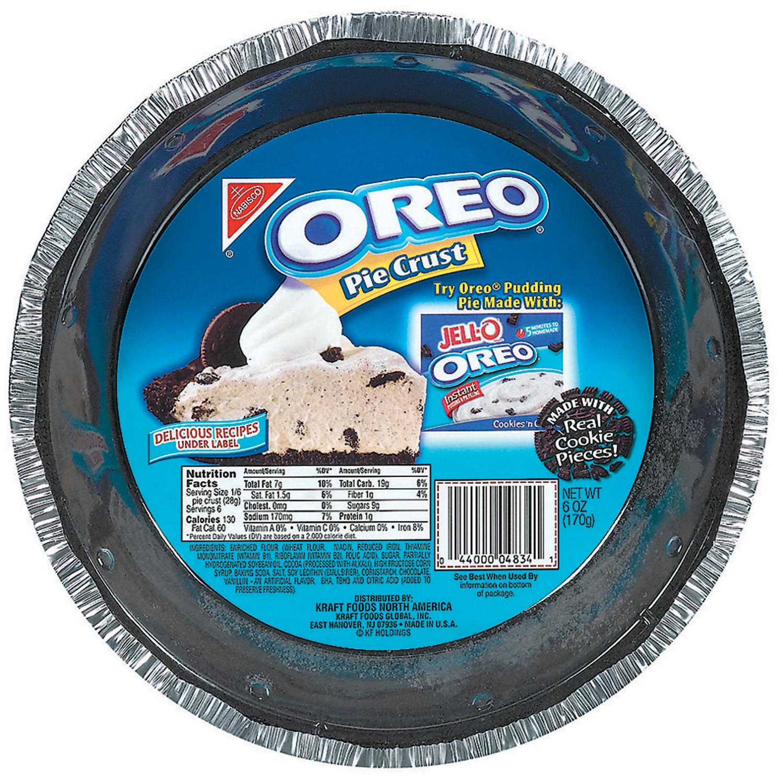 OREO Pie Crust Pie Crust 6 oz
